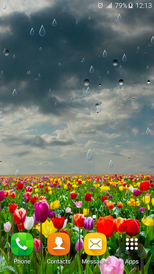 Download Spring rain by Locos apps - livewallpaper for Android. Spring rain by Locos apps apk - free download.