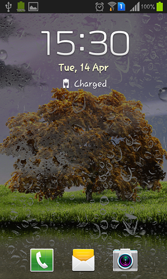 Screenshots von Spring storm für Android-Tablet, Smartphone.