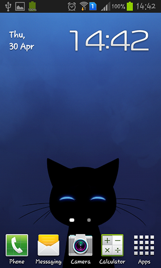 Download Stalker cat - livewallpaper for Android. Stalker cat apk - free download.