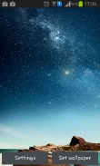 Star flying - download free live wallpapers for Android. Star flying full Android apk version for tablets and phones.