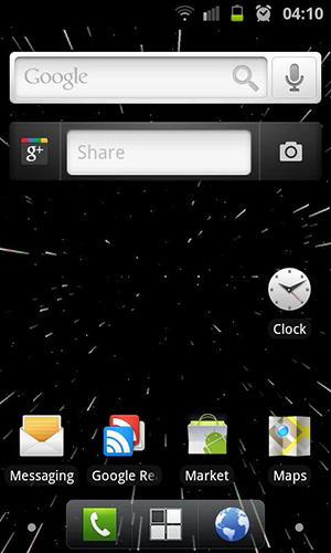 Screenshots do Chuva Estelar 2 3D para tablet e celular Android.