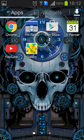 Download Steampunk clock - livewallpaper for Android. Steampunk clock apk - free download.