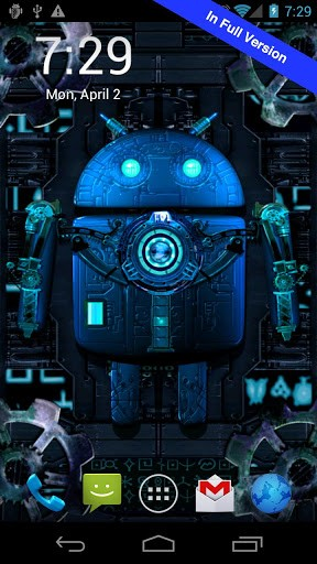 Download livewallpaper Steampunk droid for Android. Get full version of Android apk livewallpaper Steampunk droid for tablet and phone.
