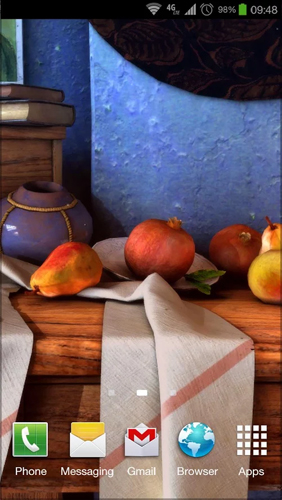 Download Still Life 3D - livewallpaper for Android. Still Life 3D apk - free download.