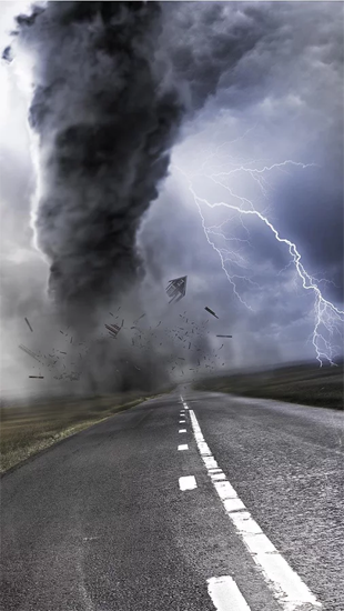 Storm live wallpaper for Android. Storm free download for