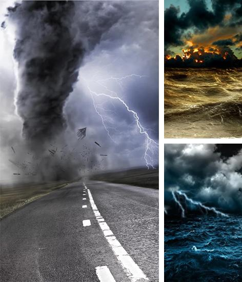 Download live wallpaper Storm for Android. Get full version of Android apk livewallpaper Storm for tablet and phone.