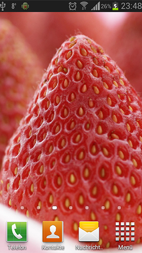 Download Strawberry by Neygavets - livewallpaper for Android. Strawberry by Neygavets apk - free download.