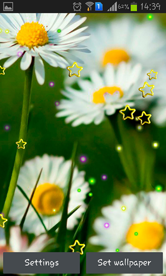 Download livewallpaper Summer camomile for Android. Get full version of Android apk livewallpaper Summer camomile for tablet and phone.