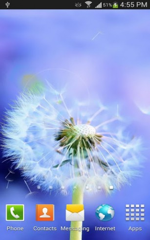Download Sun and dandelion - livewallpaper for Android. Sun and dandelion apk - free download.