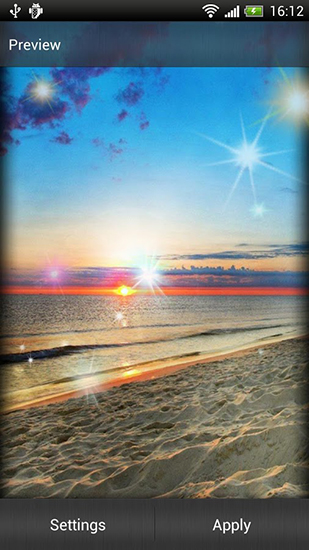 Sunset Live Wallpaper For Android Sunset Free Download For Tablet