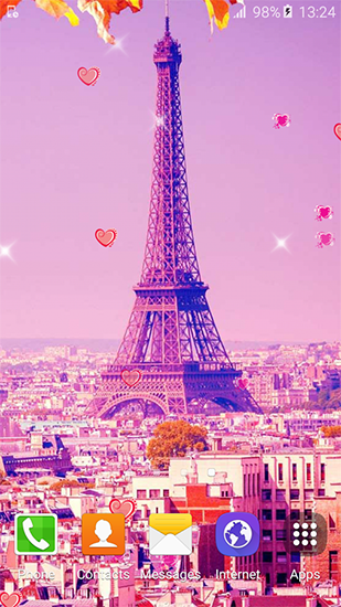 Sweet Paris Live Wallpaper For Android Sweet Paris Free Download For Tablet And Phone