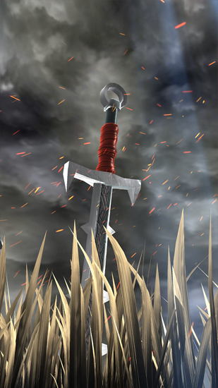 Screenshots of the Swords Grass for Android tablet, phone.
