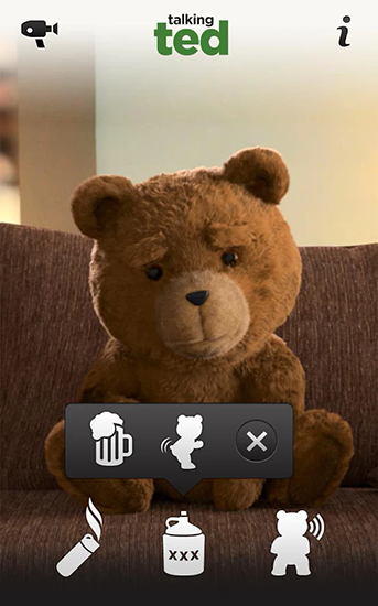Download Talking Ted - livewallpaper for Android. Talking Ted apk - free download.