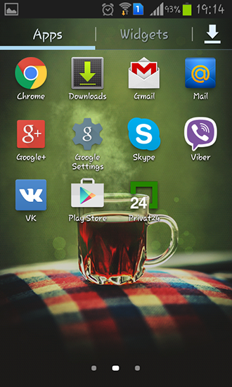Download Teatime - livewallpaper for Android. Teatime apk - free download.