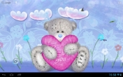 Teddy bear - download free live wallpapers for Android. Teddy bear full Android apk version for tablets and phones.