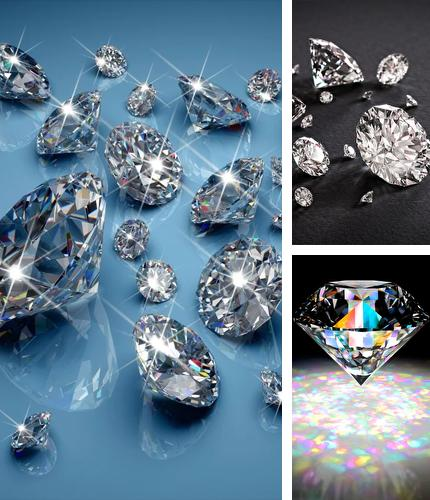Download live wallpaper Diamonds for Android. Get full version of Android apk livewallpaper Diamonds for tablet and phone.