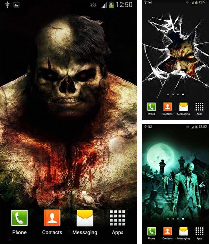 Download live wallpaper Zombies for Android. Get full version of Android apk livewallpaper Zombies for tablet and phone.