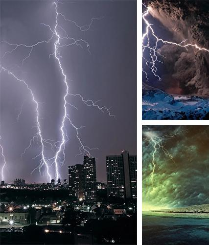 Baixe o papeis de parede animados Thunderstorm by Creative Factory Wallpapers para Android gratuitamente. Obtenha a versao completa do aplicativo apk para Android Thunderstorm by Creative Factory Wallpapers para tablet e celular.