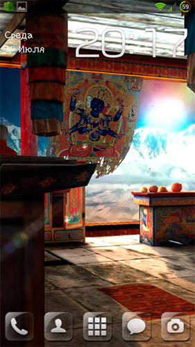 Download livewallpaper Tibet 3D for Android. Get full version of Android apk livewallpaper Tibet 3D for tablet and phone.