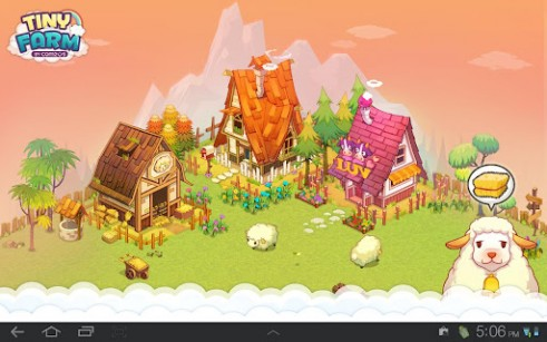 Download livewallpaper Tiny farm for Android. Get full version of Android apk livewallpaper Tiny farm for tablet and phone.