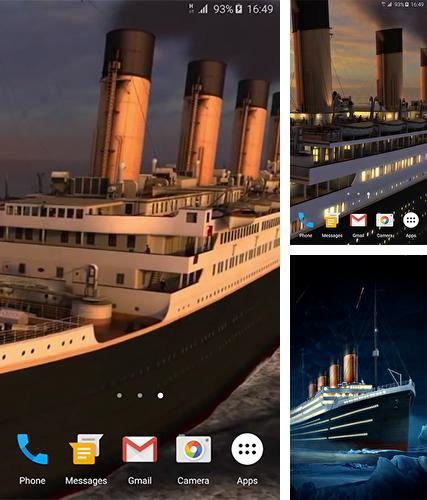 Download live wallpaper Titanic 3D by Sfondi Animati 3D for Android. Get full version of Android apk livewallpaper Titanic 3D by Sfondi Animati 3D for tablet and phone.