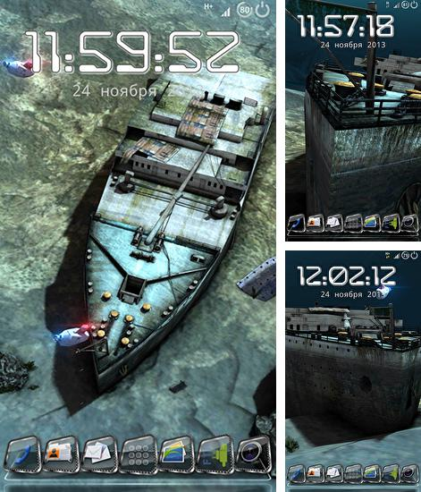 ocean waveskeyboard and hd live wallpapers für android