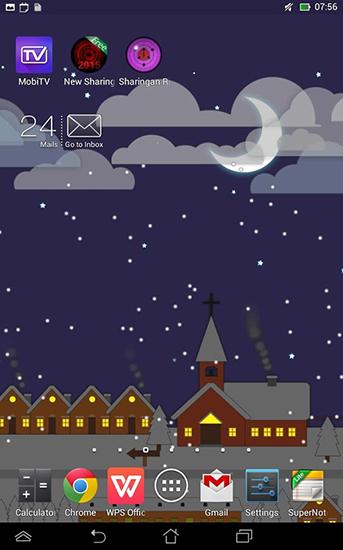 Toon landscape pour android t l charger gratuitement for Fond ecran tablette android gratuit