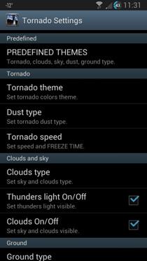 tornado 3d live wallpaper for android tornado 3d free