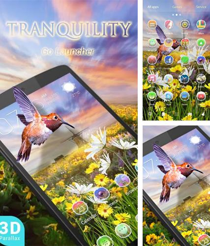 Download live wallpaper Tranquility 3D for Android. Get full version of Android apk livewallpaper Tranquility 3D for tablet and phone.