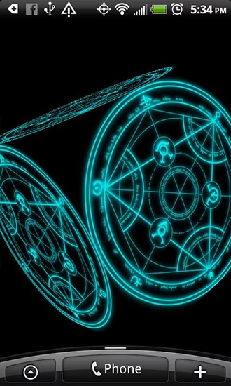 Transmutation Live Wallpaper For Android Transmutation Free
