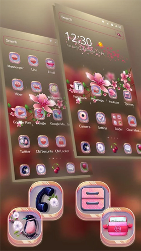 Download livewallpaper Transparent sakura for Android. Get full version of Android apk livewallpaper Transparent sakura for tablet and phone.