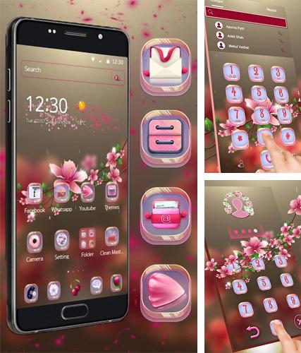 Download live wallpaper Transparent sakura for Android. Get full version of Android apk livewallpaper Transparent sakura for tablet and phone.