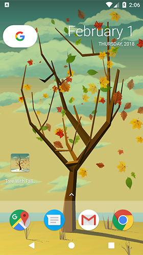 Download livewallpaper Tree with falling leaves for Android. Get full version of Android apk livewallpaper Tree with falling leaves for tablet and phone.