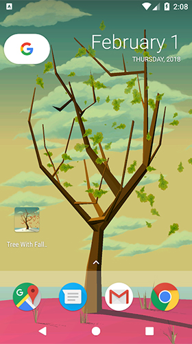 Download Tree with falling leaves - livewallpaper for Android. Tree with falling leaves apk - free download.