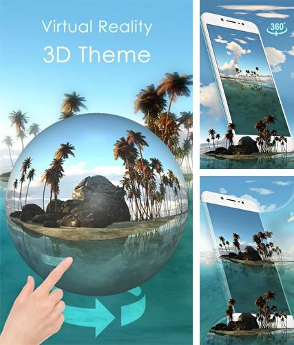 Download live wallpaper Tropical island 3D for Android. Get full version of Android apk livewallpaper Tropical island 3D for tablet and phone.