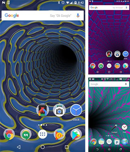 Download live wallpaper Tunnel for Android. Get full version of Android apk livewallpaper Tunnel for tablet and phone.