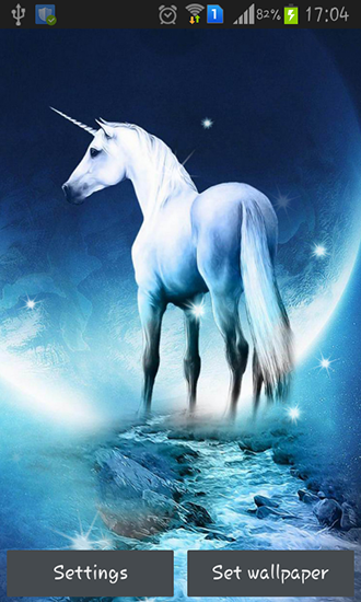 Unicorn Live Wallpaper For Android Unicorn Free Download For Tablet