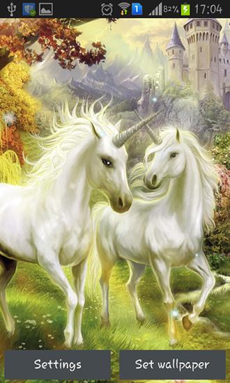Unicorn pour android t l charger gratuitement fond d - Telecharger gratuitement manga ...