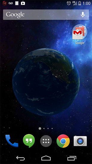 Universe 3D Download Livewallpaper