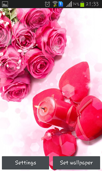 Download Valentine's Day - livewallpaper for Android. Valentine's Day apk - free download.