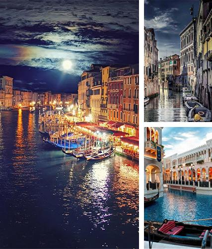 Download live wallpaper Venice for Android. Get full version of Android apk livewallpaper Venice for tablet and phone.