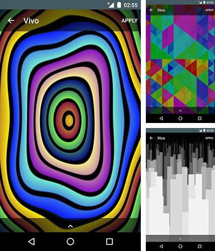 Neon Flowers Für Android Kostenlos Herunterladen. Live