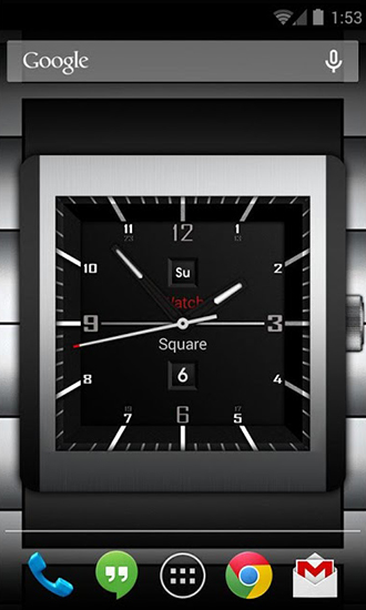 Download livewallpaper Watch square lite for Android. Get full version of Android apk livewallpaper Watch square lite for tablet and phone.