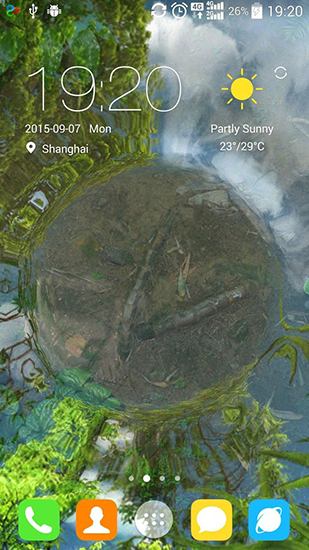 Download Livewallpaper Water Garden For Android Get Full Version Of Apk