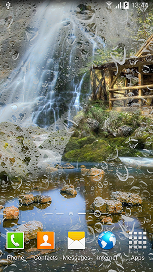 Download Waterfalls - livewallpaper for Android. Waterfalls apk - free download.