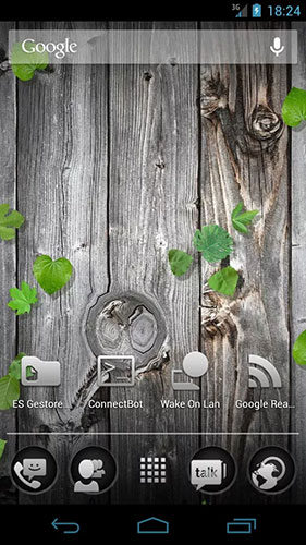 Kostenloses Android-Live Wallpaper Waterize. Vollversion der Android-apk-App Waterize für Tablets und Telefone.