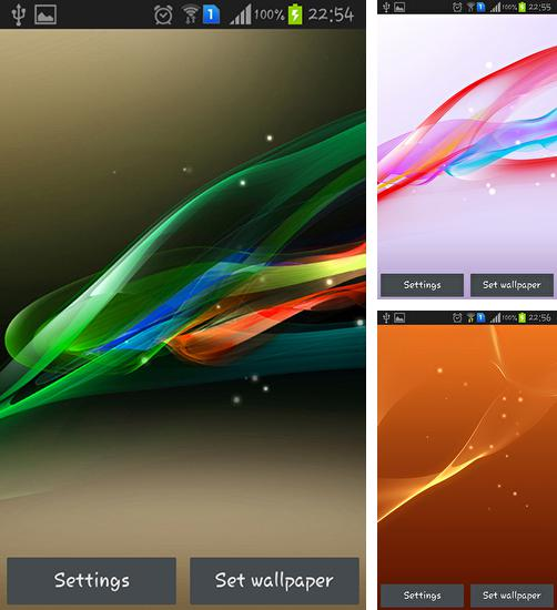 Download live wallpaper Wave Z1 for Android. Get full version of Android apk livewallpaper Wave Z1 for tablet and phone.