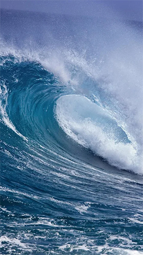 Waves by Creative Factory Wallpapers