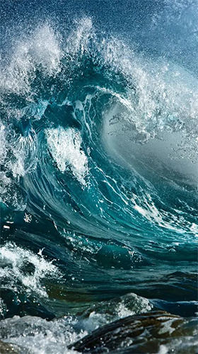 Download Waves by Creative Factory Wallpapers - livewallpaper for Android. Waves by Creative Factory Wallpapers apk - free download.