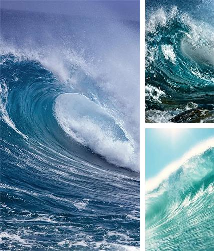 Baixe o papeis de parede animados Waves by Creative Factory Wallpapers para Android gratuitamente. Obtenha a versao completa do aplicativo apk para Android Waves by Creative Factory Wallpapers para tablet e celular.